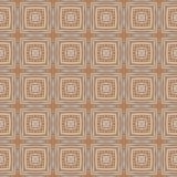 Textura de madera inconsútil del piso con el modelo cuadrado stock de ilustración