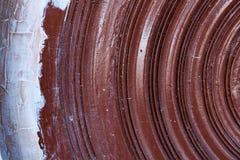 Textura de madera La guarnición sube a la pared Modelo de madera del fondo Foto de archivo libre de regalías