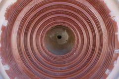 Textura de madera La guarnición sube a la pared Modelo de madera del fondo Fotos de archivo libres de regalías