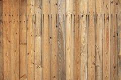 Textura de madera ligera de la pared del tablón Foto de archivo