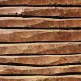 Textura de madera marrón del vintage/tallado Imágenes de archivo libres de regalías