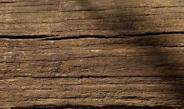 Textura de madera marrón del vintage/tallado Fotos de archivo