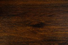 Textura de madera de marrón oscuro Imagenes de archivo