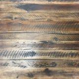 Textura de madera marrón gris antigua rústica del fondo Fotos de archivo libres de regalías