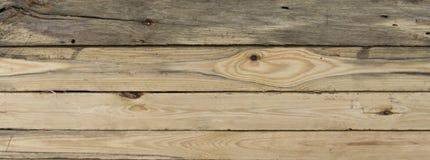 Textura de madera mojada de los tableros Imágenes de archivo libres de regalías