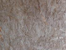 Textura de madera moldeada de las piezas Imagen de archivo