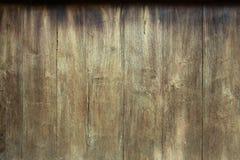 Textura de madera natural de Brown para las paredes Foto de archivo libre de regalías