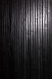 Textura de madera negra Fotografía de archivo libre de regalías