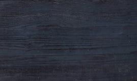 Textura de madera negra Imágenes de archivo libres de regalías
