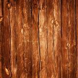 Textura de madera oscura de la pared Foto de archivo