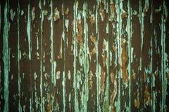 Textura de madera oscura, estilo retro de proceso con el filtro Foto de archivo libre de regalías