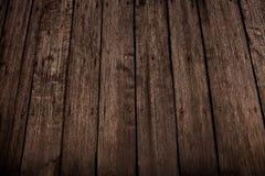 Textura de madera oscura Textura marrón de madera los paneles viejos del fondo Tabla de madera retra Fondo rústico Superficie col foto de archivo