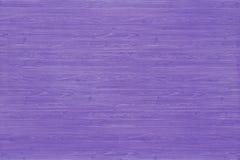 Textura de madera púrpura del modelo Fondo de madera púrpura Imagen de archivo libre de regalías