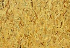 Textura de madera presionada Foto de archivo libre de regalías