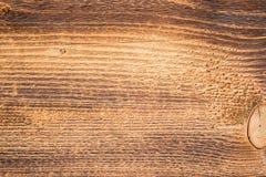 Textura de madera quemada del tablero con el modelo natural Imagen de archivo libre de regalías