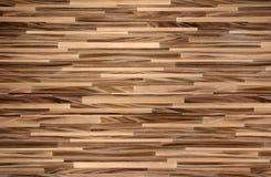 Textura de madera rayada horizontal Imágenes de archivo libres de regalías