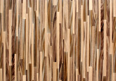 Textura de madera rayada vertical. Imagen de archivo libre de regalías