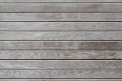 Textura de madera resistida con los modelos naturales, horizontales, backgr foto de archivo libre de regalías