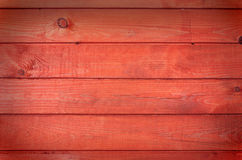 textura de madera roja Imágenes de archivo libres de regalías