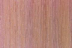 Textura de madera rosada Fotografía de archivo