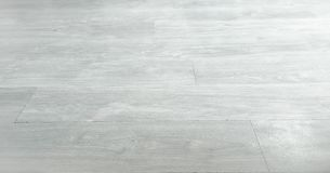 Textura de madera suave marrón clara de la superficie del piso como fondo, entarimado de madera El viejo grunge lavó la opinión s imagen de archivo libre de regalías