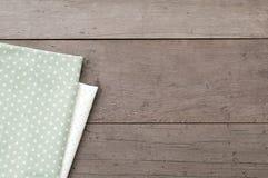 Textura de matéria têxtil do ponto Fotografia de Stock Royalty Free