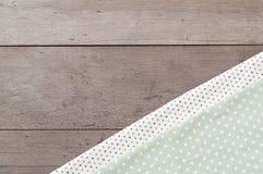 Textura de matéria têxtil do ponto Imagem de Stock