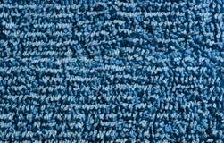 Textura de Microfiber, tiro macro, detalhe extremo Fotografia de Stock Royalty Free