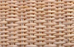 Textura de mimbre Foto de archivo libre de regalías