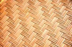 Textura de mimbre de madera foto de archivo