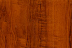 Textura de mogno de madeira do Rosewood do Close-up Fotografia de Stock Royalty Free