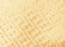 Textura de mosaico do fundo do ouro Elemento do projeto fotos de stock royalty free