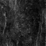 Textura de mármore preta Fotografia de Stock