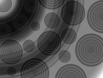 Textura de Multicircle ilustração royalty free