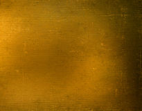 Textura de oro fotografía de archivo libre de regalías