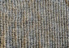 Textura de pano de lãs Fotos de Stock