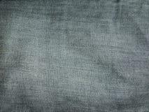 Textura de pantalones vaqueros grises Fotos de archivo