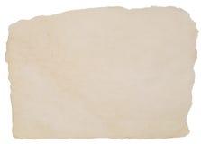 Textura de papel Foto de archivo libre de regalías