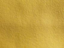 Textura de papel amarela 1 Imagens de Stock Royalty Free