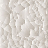 Textura de papel amarrotada Foto de Stock Royalty Free