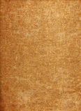 Textura de papel anaranjado oscuro de Grunge fotografía de archivo libre de regalías