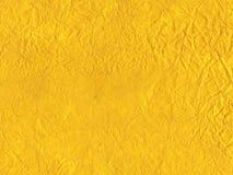 Textura (de papel) arrugada Imágenes de archivo libres de regalías