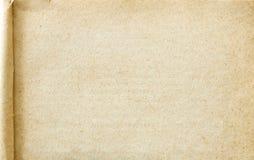 Textura (de papel) arrugada Fotografía de archivo