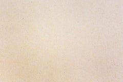 Textura de papel - caixa de papel marrom Fotos de Stock Royalty Free