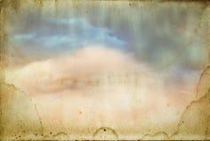 Textura de papel de Grunge Imagen de archivo libre de regalías