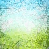 Textura de papel de Grunge ilustração do vetor
