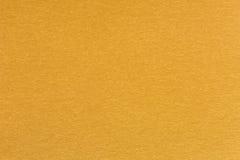 Textura de papel de lujo amarilla del oro fotos de archivo libres de regalías