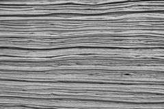 Textura de papel del salvamento Foto de archivo