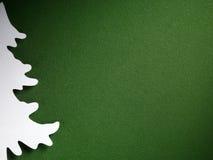 Textura de papel do fundo do Natal, tema do papercraft Imagens de Stock