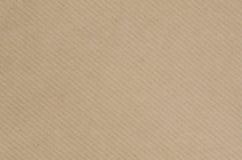 Textura de papel do ofício Fotografia de Stock